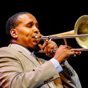 Vincent Gardner, Trombone